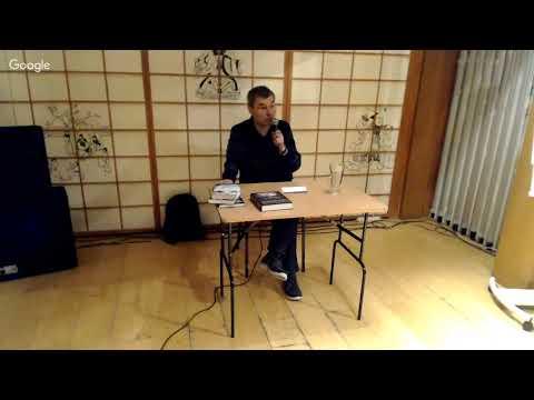 Встреча с Владимиром Серкиным. Презентация книги «Большая книга Шамана»
