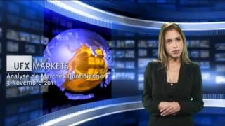 UFXMarkets -Forex Analyse de Marchés-Novembre-3-2011