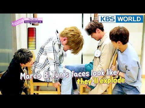 The UNI+'s - Great Gyeonggi-do(Namyangju) [KBS World Idol Show K-RUSH3 / ENG,CHN / 2018.04.20]