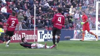 Resumen de RCD Mallorca (2-3) Bilbao Athletic