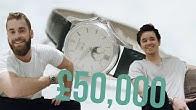 A £50,000 Present To My Cameraman   Patek Philippe