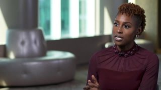"""""""Awkward Black Girl"""" Issa Rae brings unique spin to TV"""