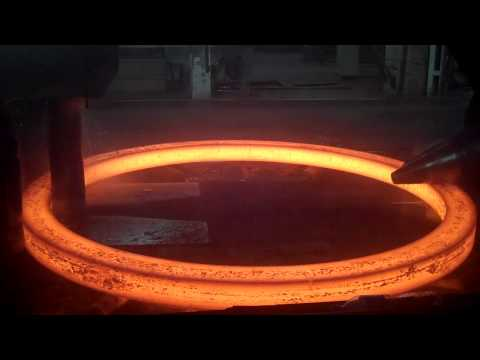 QSC Forge: Rolled Ring
