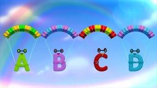 ABC Canção | crianças rimas Coleção | Aprender alfabetos | Learn ABC | Educational | Alphabets Song