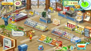 Supermarket Mania 2 4th supermarket levels 4 14 and 4.15
