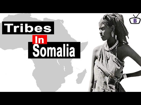 Major ethnic groups in Somalia and it Peculiarity