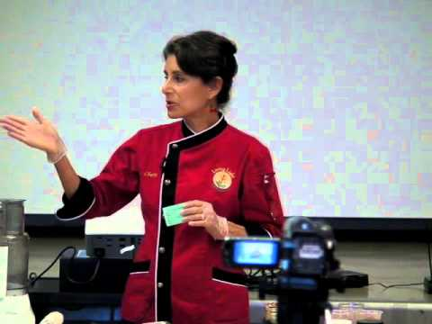Cherie Soria: Culinary Demo - Heart Healthy Vegan chocolate desserts & treats