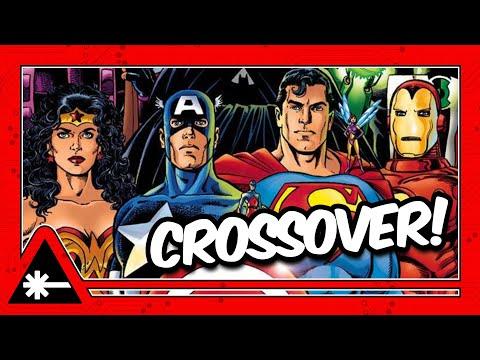 Marvel/DC Crossover Finally Happening? (Nerdist News W/ Dan Casey)