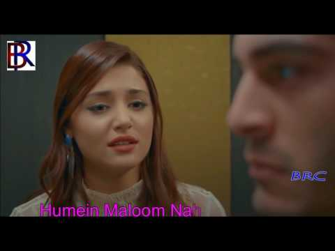 Hum Royenge Itna Humein Maloom Na Tha   LYRICAL Ft     Hayat And Murat    Full Video Song HD