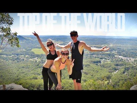 Climbing Cooroora | Sunshine Coast