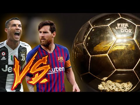 Cristiano Ronaldo vs. Lionel Messi : Who's more deserving of the Ballon d'Or? - Oh My Goal
