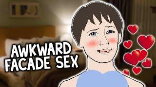 Awkward Facade Sex With Grace