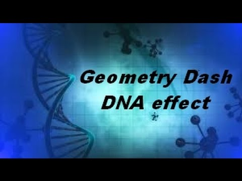 Geometry Dash - How to make a DNA effect