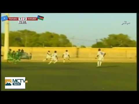South Sudan vs Somalia CHAN Qualifier 23/04/2017