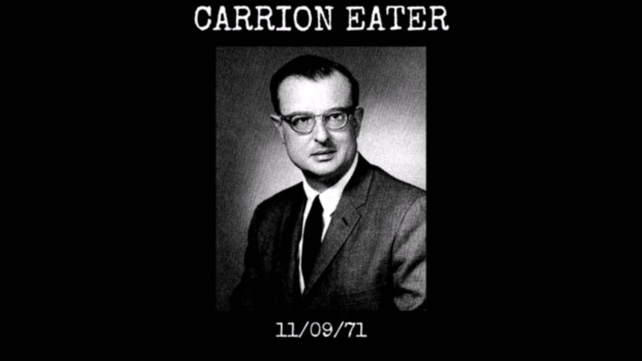 Carrion Eater - Why You Never Became A Dancer (WhiteHouse Cover)