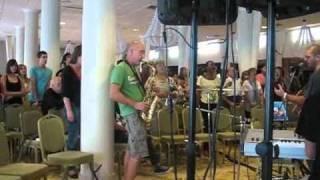 Respira - IV Retiro Coro Gospel CLM (coro invitado - Coro Gloria)