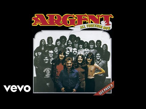 Argent - Hold Your Head Up (Audio)