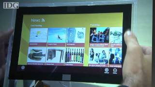 COMPUTEX: Microsoft shows Windows 8 interface, navigation features