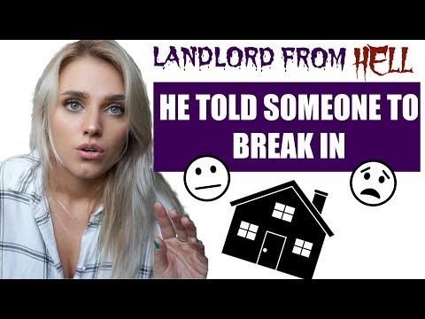 My Landlord From Hell (Storytime) | Emily Jane