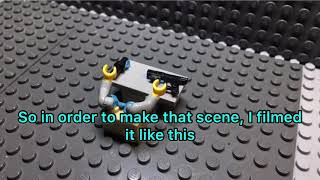 How I made the American version of the cup song in Lego