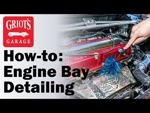 How-to: Engine Bay Detailing