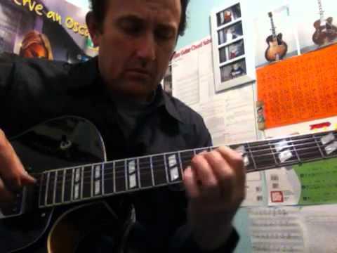 Zsolt Vegh Solo Jazz Guitar