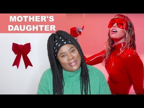 Miley Cyrus - Mother's Daughter Music Video |REACTION| Mp3