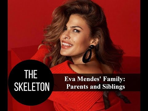 Eva Mendes' Family: Parents and Siblings