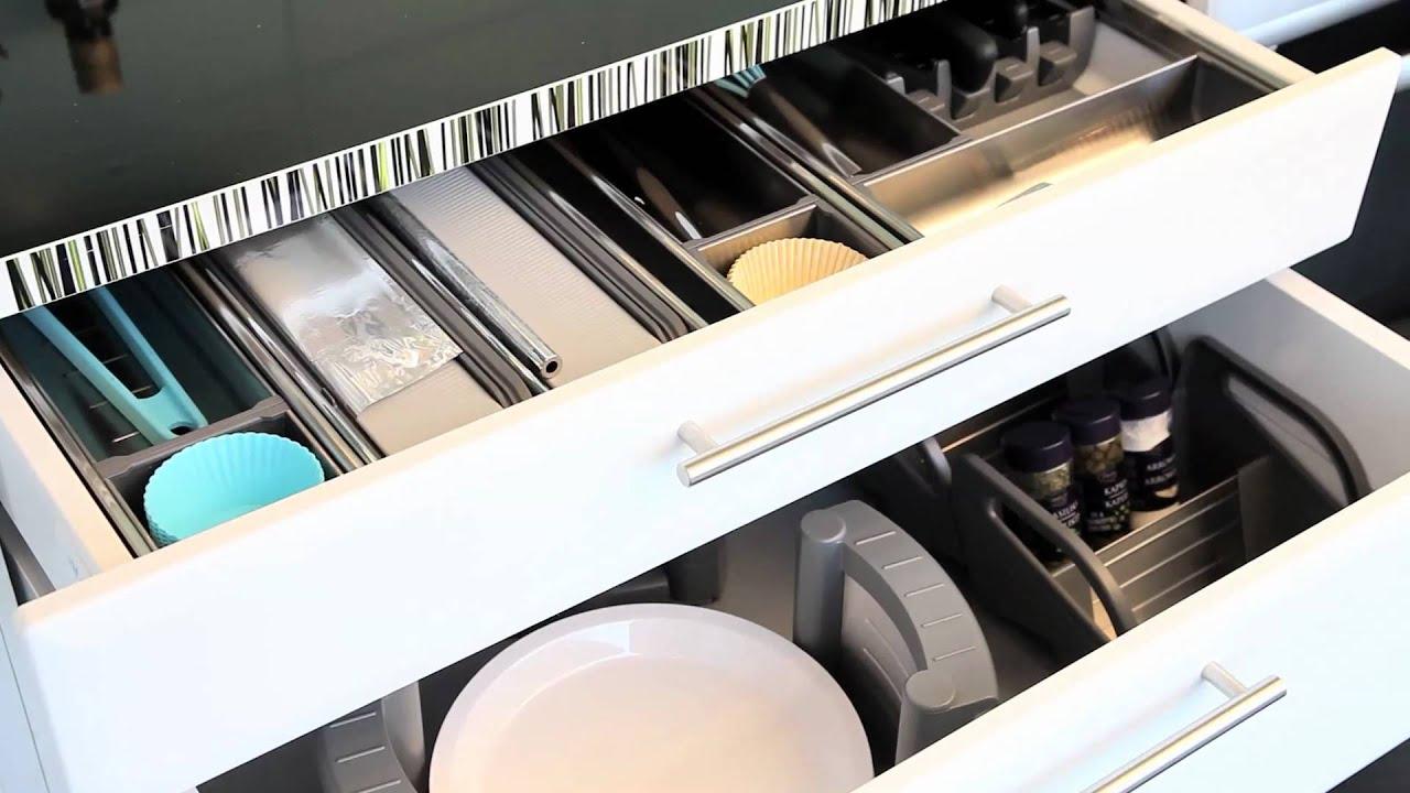 Smart inredning för ett nytt kök   youtube