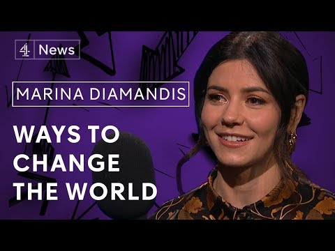 MARINA on the power of pop, tackling female shame and the politics behind her new album Mp3