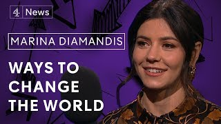MARINA on the power of pop, tackling female shame and the politics behind her new album