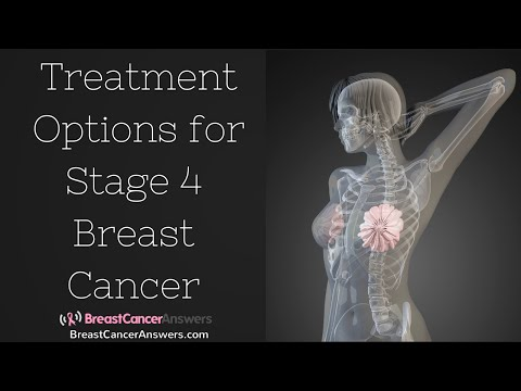 What Are the Treatment Options for Stage 4 Breast Cancer?