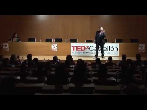 Habilidades clave del sXXI: Pascual Benet at TEDxCastellon