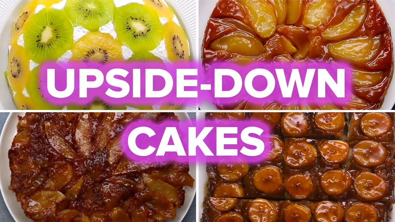 maxresdefault - 5 Glorious Upside-Down Cakes