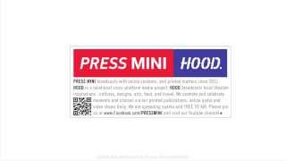 PRESS MINI HOOD ! VISIT TAIWAN : POW WOW TAIWAN Thumbnail