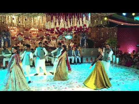 She Move It Like That (Mr Pooh) Pakistan Wedding Dance