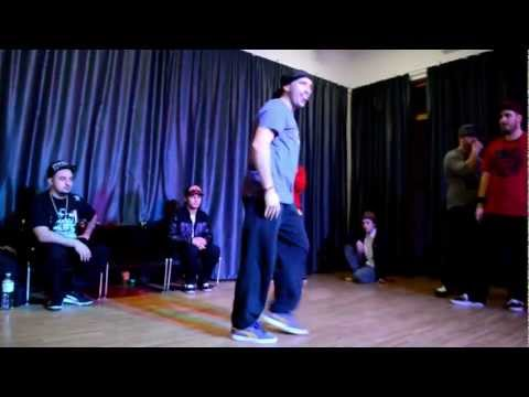 FreshNc Judge Demo   I Love Popping   Art Through Hip Hop