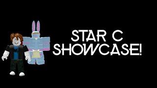 Project Jojo showcase - Star C