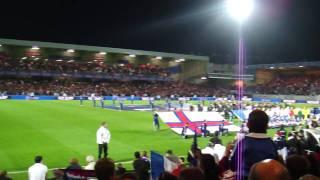 France v/s Iles Féroé - Stade de Roudourou - GUINGAMP - 10/10/09