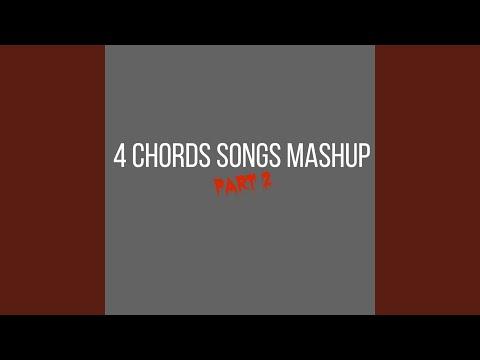 4 Chords Songs Mashup, Pt. 2