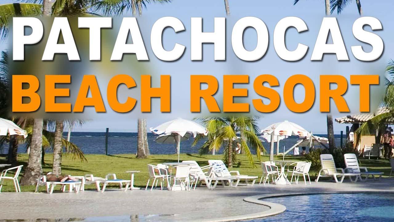Patachocas Beach Hotel Resort Em Morro De São Paulo Bahia Brazil