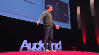 Transmedia and the future of storytelling | Dave Boivin | TEDxAuckland video