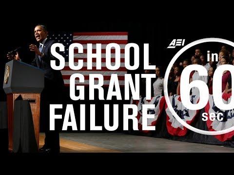 The failure of Obama's School Improvement Grants | IN 60 SECONDS