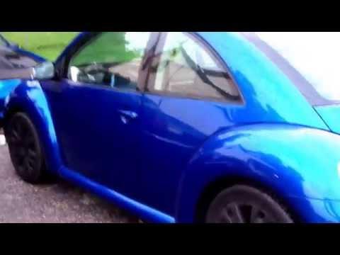 2003 vw beetle color concept