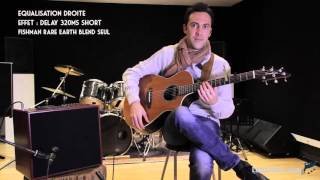 AER Domino 2.A - Ampli électro-acoustique par Ruddy Meicher