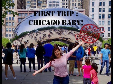 Gachou US Tour -  Trip 1 Chicago