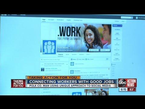 Polk.Work helping connect job seekers