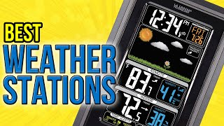 8 best weather stations 2016