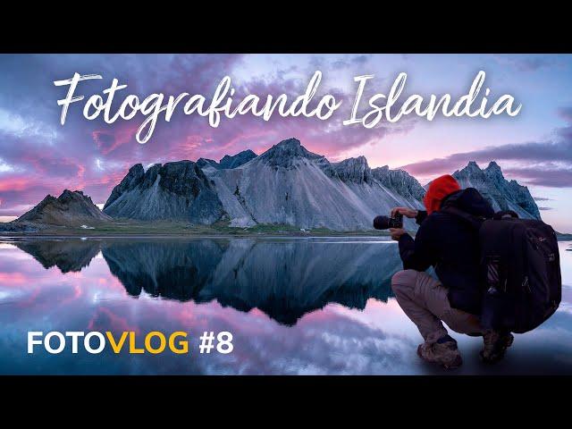 FOTOGRAFIANDO ISLANDIA [cuando no encuentras la foto] FotoVlog #8