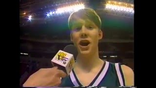 Washington State WIAA Sehome Boys AAA Basketball Champions - 1995 - 96 [currently 4A]